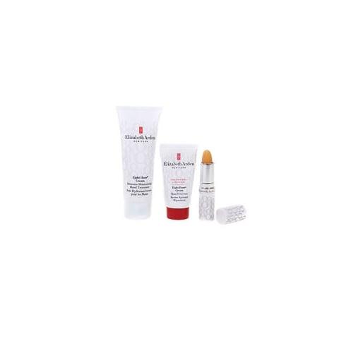 Elizabeth Arden 50ml Eight Hour Cream Skin Protectant / 2 X 14.6ml Lip Prot...