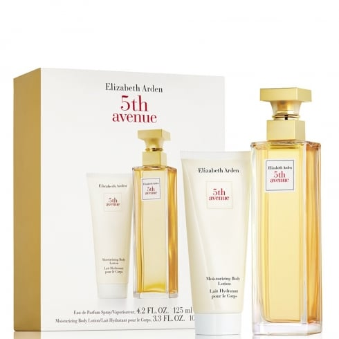 Elizabeth Arden 5th Avenue EDP Spray 125ml Set 2 Pieces 2017