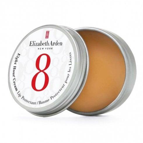 Elizabeth Arden 8 Hour Cream Lip Gift Set 13ml Lip Protectant + 13ml Lip Scrub