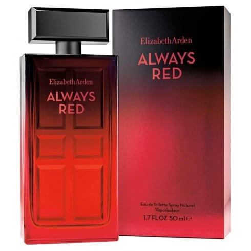 Elizabeth Arden Always Red 100ml EDT Spray