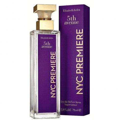 Elizabeth Arden Fifth Avenue NYC Premiere Eau de Parfum 75ml Spray
