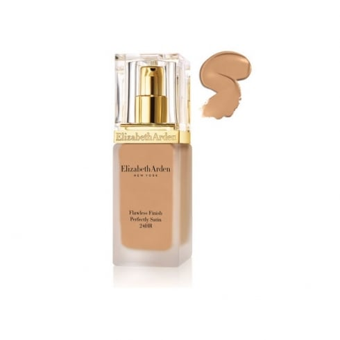 Elizabeth Arden Flawless Finish Perfectly Satin 24HR Makeup SPF15 11 Bisque 30ml