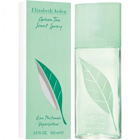 Elizabeth Arden Green Tea 100ml Eau De Parfum Spray