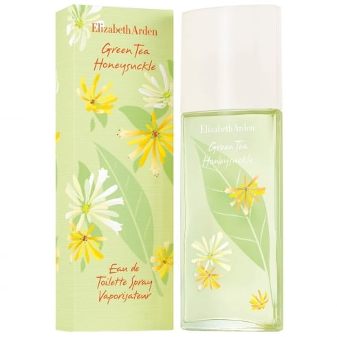 Elizabeth Arden Green Tea Honeysuckle EDT 100ml Spray