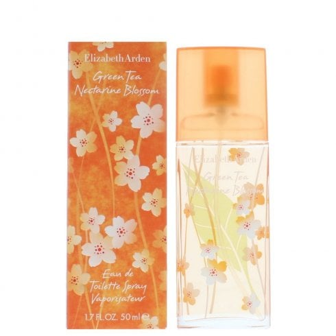 Elizabeth Arden Green Tea Nectarine Blossom Eau de Toilette 50ml Spray