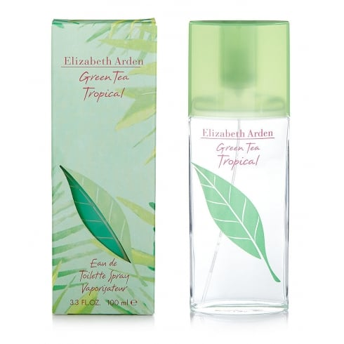 Elizabeth Arden Green Tea Tropical 100ml EDT Spray