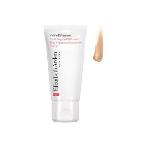 Elizabeth Arden Visible Difference Multitargeted Bb Cream Broad Spectrum Sunscreen SPF30 01 30ml