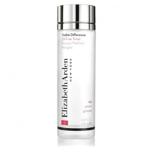 Elizabeth Arden Visible Difference Oil Free Toner 200ml