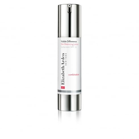 Elizabeth Arden Visible Difference Skin Balancing Lotion SPF15 - 50ml