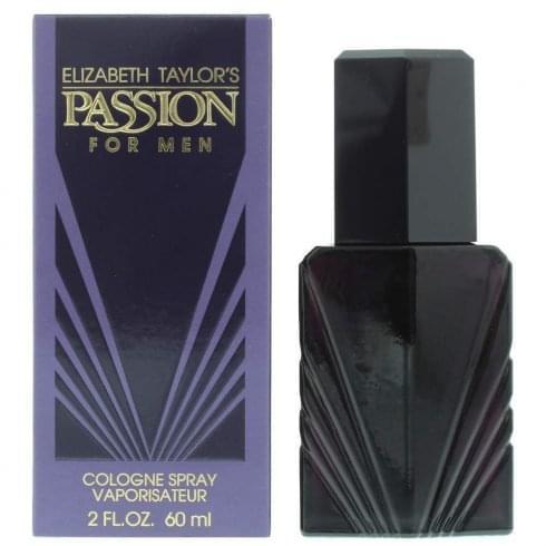 Elizabeth Taylor Passion Eau de Cologne 60ml Spray