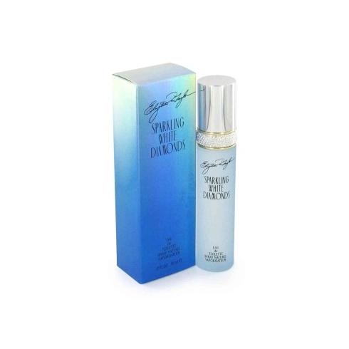 Elizabeth Taylor Sparkling White Diamonds 50ml Eau de Toilette Spray