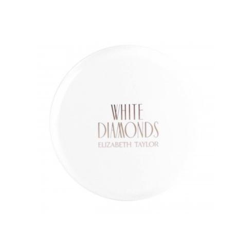 Elizabeth Taylor White Diamonds 75g perfumed Body Powder