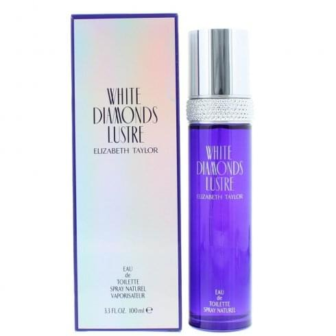 Elizabeth Taylor White Diamonds Lustre EDT 100ml Spray