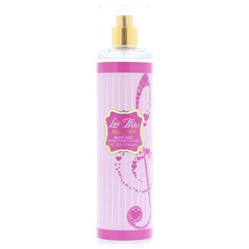 Ellen Tracy Love Notes Body Mist 236ml