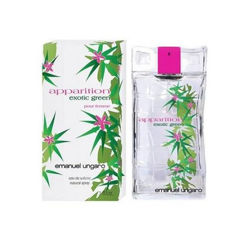 Emanuel Ungaro Apparition Exotic Green 50ml EDT Spray