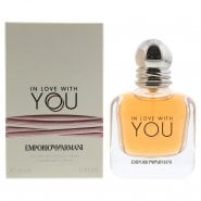 Emporio Armani In Love With You Eau De Parfum 50ml