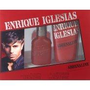 Enrique Iglesias Adrenaline Gift Set 30ml EDT + 200ml Hair & Body Wash