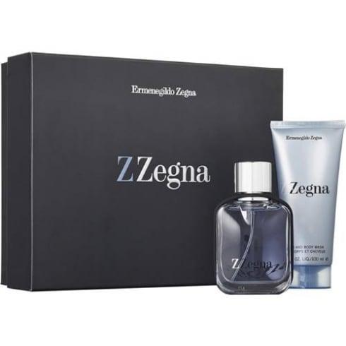 Ermenegildo Zegna Z Zegna Gift Set 50ml EDT + 100ml Hair & Body Wash