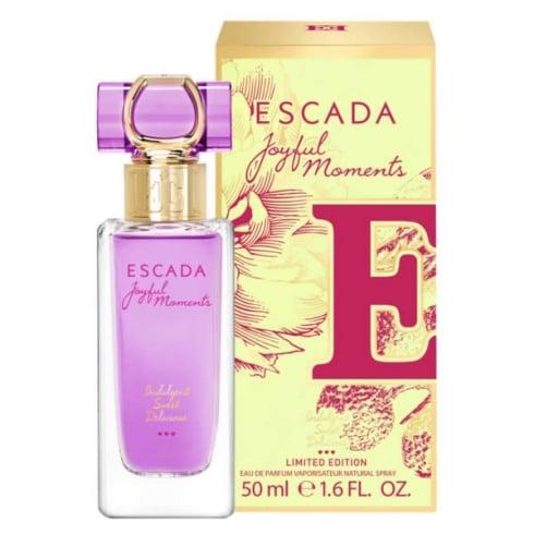 Escada Joyful Moments EDP Spray 50ml Limited Edition