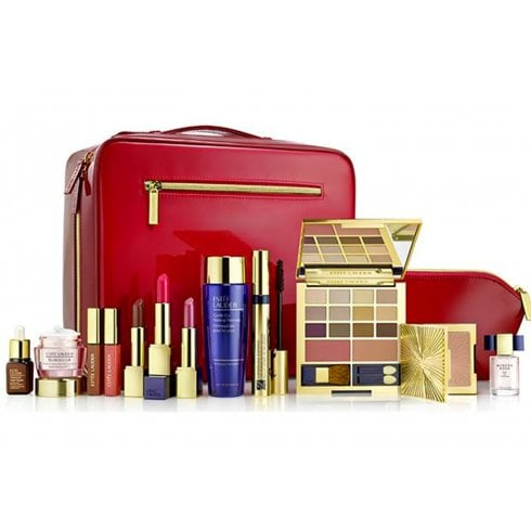Estee Lauder Blockbuster Collection Gift Set 13 Pieces