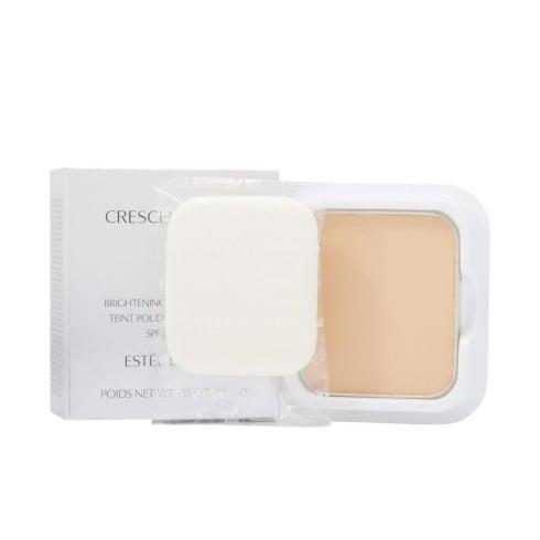 Estee Lauder Crescent White Brightening Powder Makeup SPF25 10g - Warm Vanilla