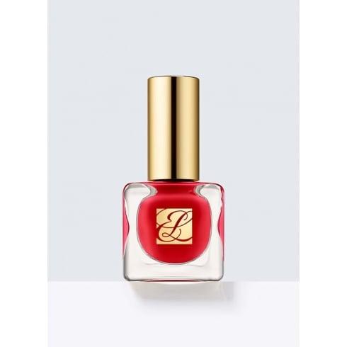 Estee Lauder E/L PURE COLOUR NAIL POLISH #10 HOTCORAL 9ML