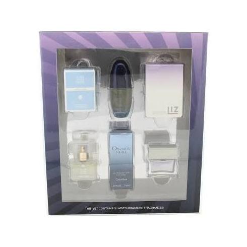 Estee Lauder Ladies Mini Perfume Set 3x Sprays