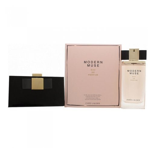 Estee Lauder Modern Muse Set EDP 100ml+Limited Edition Clutch