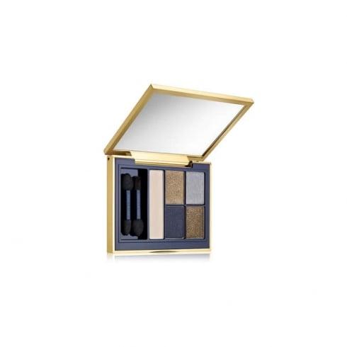 Estee Lauder Pure Color Envy Sculpting Eyeshadow 5 Color Palette Infamous Sky 7g