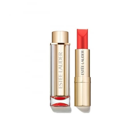 Estee Lauder Pure Color Love Lipstick 340 Hot Rumor