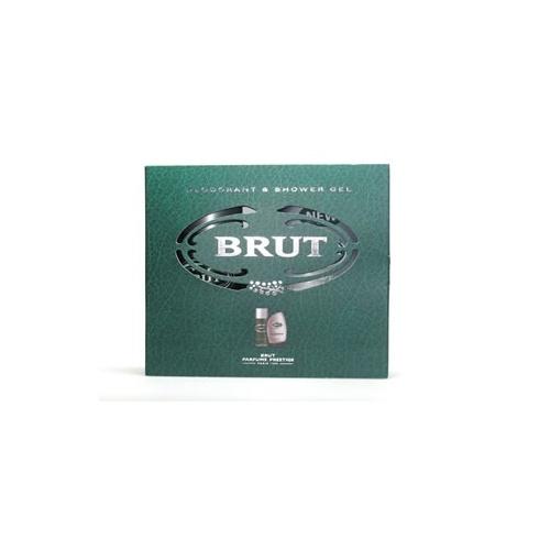 Faberge Brut 200ml Deodorant Spray / 250ml Shower Gel