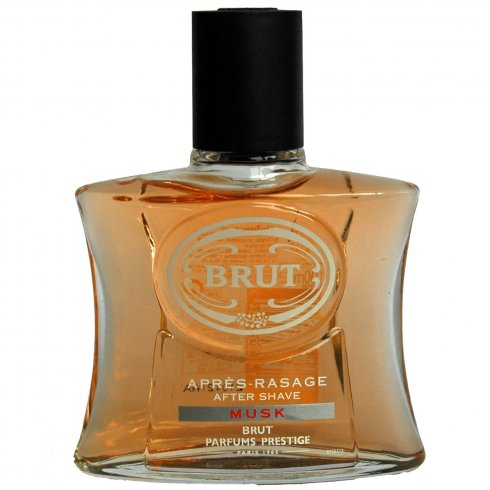 Faberge Brut After Shave 100ml Musk