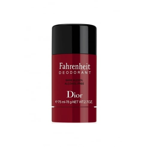 Christian Dior Fahrenheit For Men Deodorant Stick Alcohol Free 2.7 Oz By Christian Dior