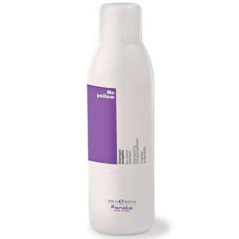Fanola No Yellow Shampoo 1000ml