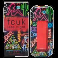 FCUK Late Night Man 100ml EDT Spray