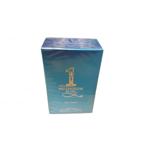 FEAH 1 Millennium Blue Pour Femme 100ml EDT Spray