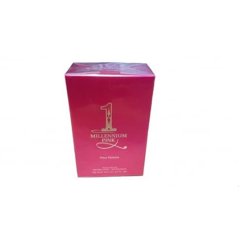 FEAH 1 Millennium Pink Pour Femme 100ml EDT Spray