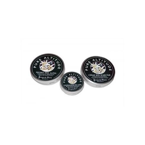 Fermes De Marie Pure Altitude Hand Cream 60ml / Lip Balm 15g / Face Cream 15g