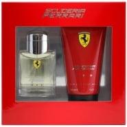 Ferrari Scuderia Red 75ml EDT Spray / 150ml Hair & Body Wash