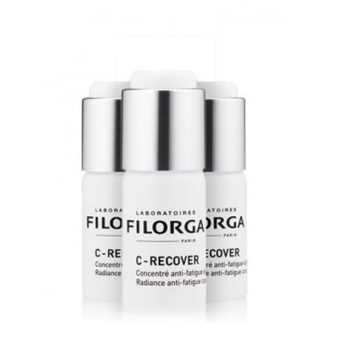 Filorga C-Recover 3 X 10ml Radianceboosting Concentrate