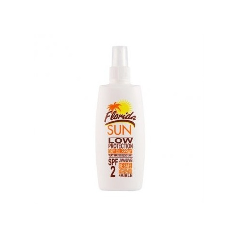 Florida Sun 200ml SPF2 Low Protection Dry Oil Spray