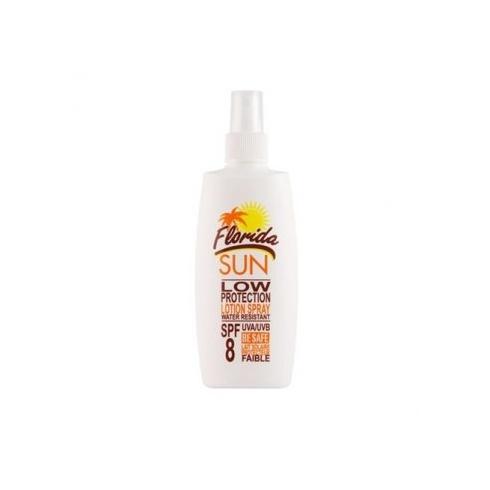 Florida Sun 200ml SPF8 Low Protection Lotion Spray