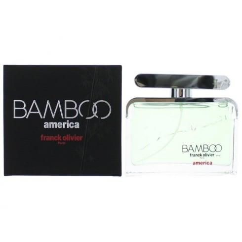 Franck Olivier Bamboo for Men 75ml EDT Spray