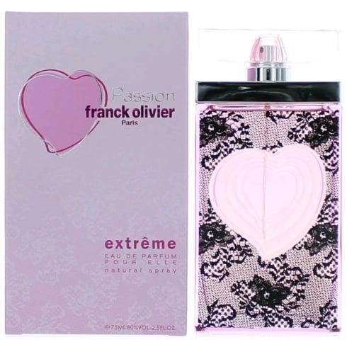 Franck Olivier Passion Extreme for Women 75ml EDP Spray
