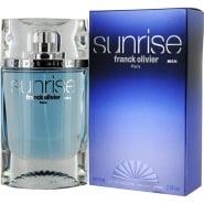 Franck Olivier Sunrise for Men 75ml EDT Spray