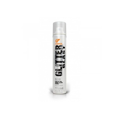 Fudge Styling Glitter Blast Spray with Medium Hold 95ml - Silver