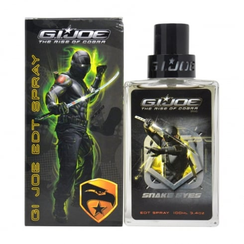 G.I. Joe 100ml EDT Spray