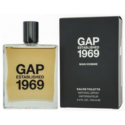 Gap Established 1969 100ml EDT Spray