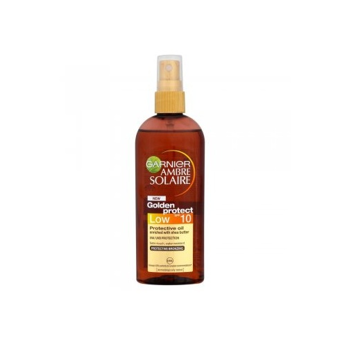Garnier Ambre Solaire Golden Protect Protective Oil (Low SPF 10) 150ml