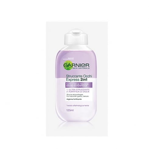 Garnier Essencial Express Eye Makeup Remover 125ml